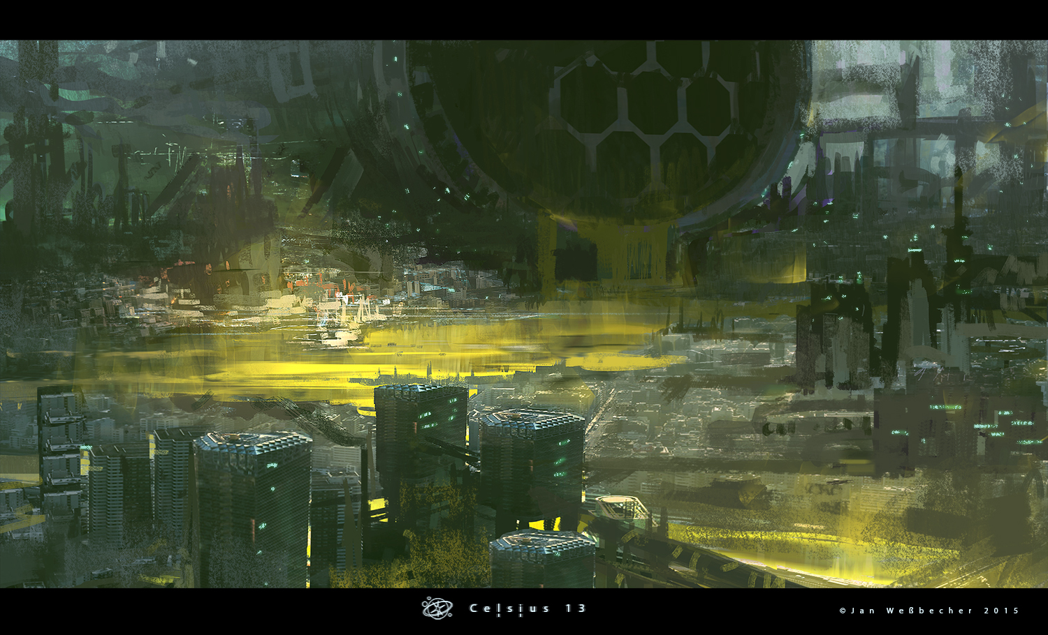 Celsius 13 - Polluted City