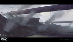 celsius 13 – landscape speedpainting