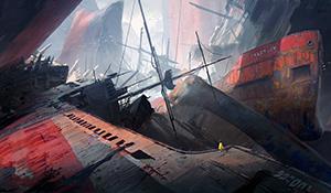 Shipgraveyard